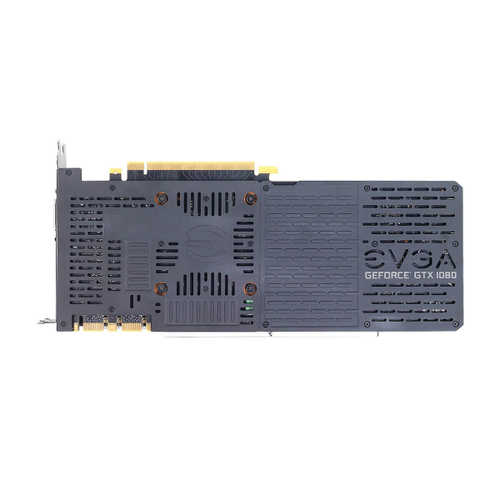 EVGA GeForce GTX 1080 8 GB GDDR5X PCI Express 3.0 Gaming Graphics Card