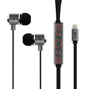 Boat Dsp 4000 Apple Certified Lightning With Digital Audio Wired with Mic with Digital Audio Earphone (In-Ear)