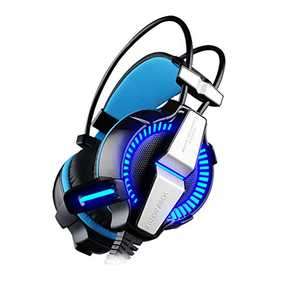 Kotion Each G7000 7.1 Channel Usb Wired with Mic Water Resistant Gaming Headset (Over-Ear)