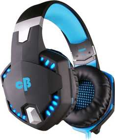 Kotion Each G2000 Cosmic Byte Wired with Mic Gaming Headset (Over-Ear)