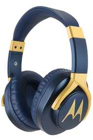 Motorola Pulse 3 Max Wired with Mic Headset (Over-Ear)