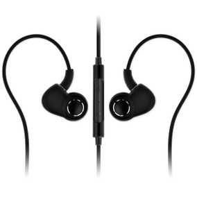 Soundmagic PL30+C Wired with Mic Water Resistant Headset (In-Ear)