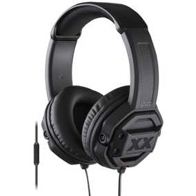 JVC HA-MR60X Xtreme Xplosives Wired with Mic with Remote Headphone (Over-Ear)
