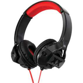 JVC HA-S44X-W Wired without Mic Headphone (Over-Ear)