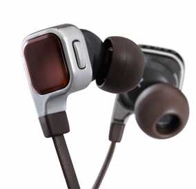 JVC HA-FR65S-T Wired with Mic Headset (In-Ear)