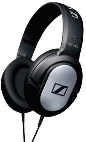 Sennheiser Hd 180 Wired without Mic Headphone (Over-Ear)