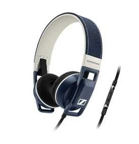 Sennheiser Urbanite Wired with Mic Headset (On-Ear)