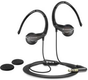 Sennheiser Omx 185 Smile Lanna Gadget Wired without Mic Headphone (In-Ear)