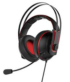 Asus Cerberus V2 Wired with Mic Gaming Headset (Over-Ear)