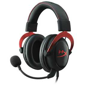 HyperX Cloud II Wired with Mic Gaming Headset (Over-Ear)