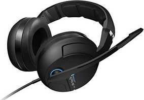 ROCCAT Kave Xtd Solid 5.1 Surround Analog Wired with Mic Gaming Headset (Over-Ear)