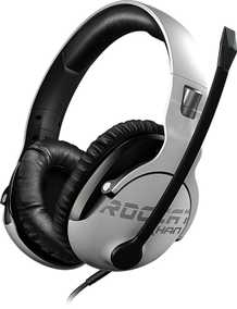 ROCCAT ROC-14-621-AM Khan Pro Competitive High Resolution Wired with Mic Gaming Headset (Over-Ear)