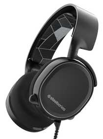 SteelSeries Arctis 3 Wired with Mic Gaming Headset (Over-Ear)