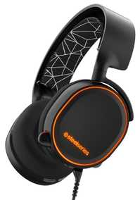 SteelSeries Arctis 5 Wired with Mic Gaming Headset (Over-Ear)