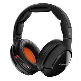 SteelSeries 61302 Siberia 800 Wired & Wireless (Combo) Bluetooth with Mic Gaming Headset (Over-Ear)