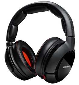 SteelSeries Siberia X800 Wired & Wireless (Combo) Bluetooth with Mic Gaming Headset (Over-Ear)