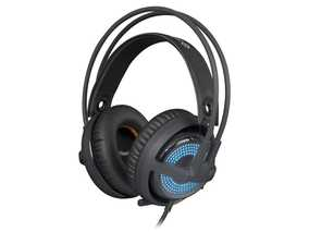 SteelSeries Siberia V3 Prism Comfortable Wired with Mic Gaming Headset (Over-Ear)