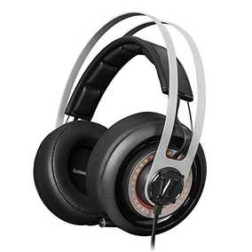 SteelSeries Siberia Elite World Of Warcraft Wired with Mic Gaming Headset (Over-Ear)