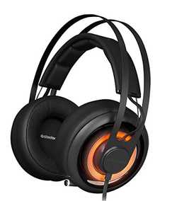 SteelSeries Siberia Elite Prism Wired with Mic Gaming Headset (Over-Ear)
