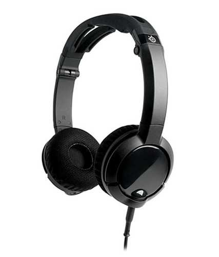 SteelSeries Flux Wired with Mic Gaming Headset (Over-Ear)