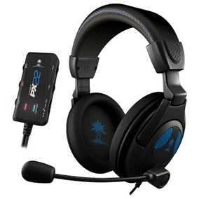Turtle Beach Ear Force Px22 Amplified Universal Wired with Mic Gaming Headset (Over-Ear)