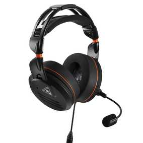 Turtle Beach Elite Pro Tournament Wired with Mic Gaming Headset (Over-Ear)