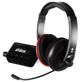 Turtle Beach Ear Force Dp11 Dolby Surround Sound Wireless Bluetooth with Mic Gaming Headset (Over-Ear)