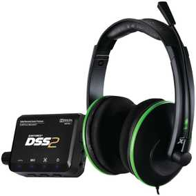 Turtle Beach Ear Force Dxl1 Dolby Surround Sound Wired with Mic Gaming Headset (Over-Ear)