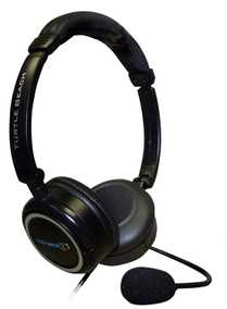 Turtle Beach Ear Force Z1 Pc Stereo Wired with Mic Gaming Headset (On-Ear)