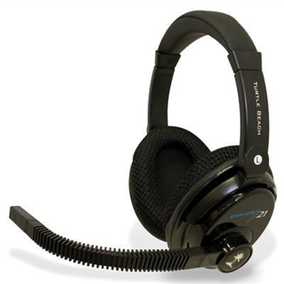 Turtle Beach Ear Force Px21 Wired with Mic Gaming Headset (Over-Ear)