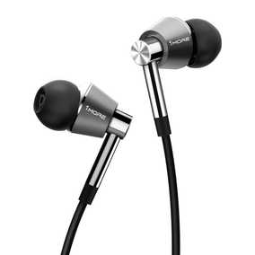 1MORE Triple Driver Lightning Wired with Mic Headphone (In-Ear)