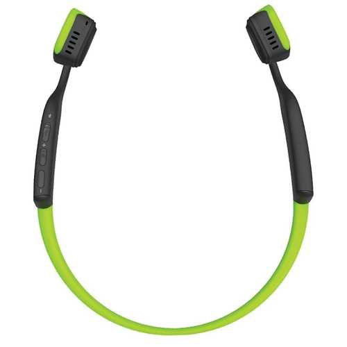 Aftershokz Trekz Titanium Wireless Bluetooth with Mic Headset (Open-Ear)