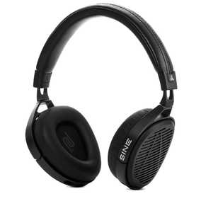 Audeze Sine Dx Open-Back Wired without Mic Headphone (On-Ear)