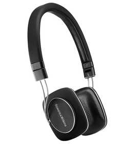 Bowers & Wilkins P3 S2 Wired without Mic Headphone (On-Ear)