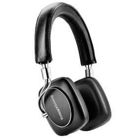 Bowers & Wilkins P5 Wired & Wireless (Combo) Bluetooth with Mic Headphone (On-Ear)