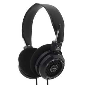 Grado SR60E Prestige Series Wired with Mic Gaming Headset (Over-Ear)