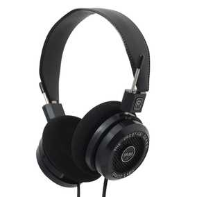 Grado SR80E Prestige Series Wired without Mic Headphone (Over-Ear)