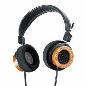 Grado RS1E Reference Series Wired without Mic Headphone (Over-Ear)