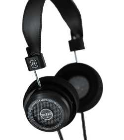 Grado SR225E Prestige Series Wired without Mic Headphone (Over-Ear)