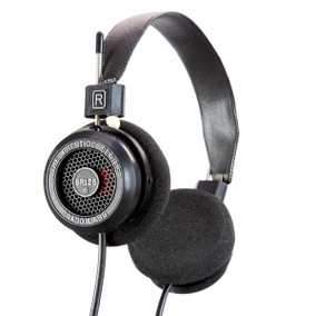 Grado SR125E Prestige Series Wired without Mic Headphone (Over-Ear)