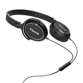 Klipsch Reference R6Is Wired with Mic Headphone (On-Ear)