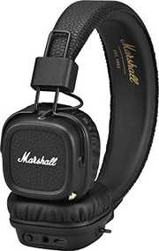 Marshall Major 2 Wired & Wireless (Combo) Bluetooth with Mic Headphone (On-Ear)