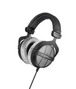 Beyerdynamic DT-990 Pro Open Studio 250 Ohms Wired with Mic Headphone (Over-Ear)
