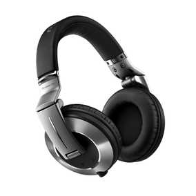 Pioneer HDJ-2000MK2-S Pro Dj Wired with Mic Headphone (Over-Ear)