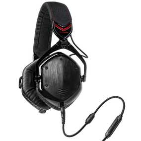 V-MODA M-100 Crossfade Shadow Wired with Mic Headset (Over-Ear)