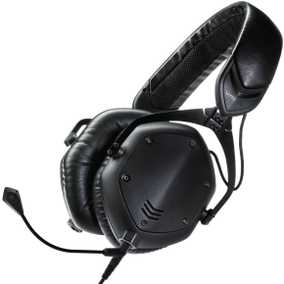 V-MODA Boompro Wired with Mic Gaming Headphone (Over-Ear)