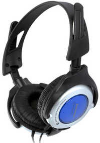 Panasonic RP-HG20 Two Way Style Monitor Wired without Mic Headphone (On-Ear)