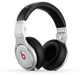 Beats Pro With Mic Wired Headphone (Over-Ear)