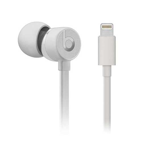 urBeats 3 with Lightning Connector With Mic Wired Earphone (In-Ear)