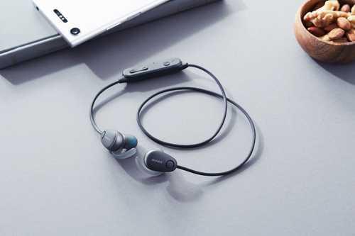 Sony WI-SP600N Sports Wireless Noise Cancelling In-Ear Headphone